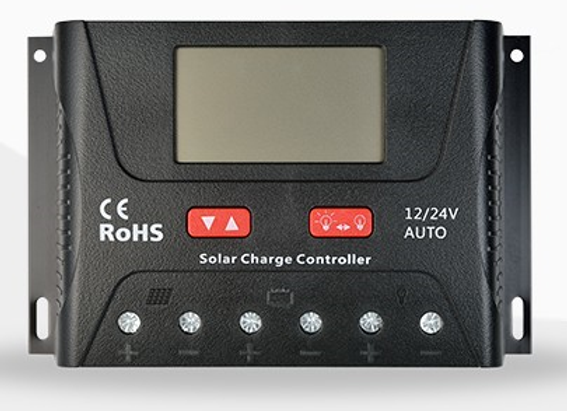 12/24 40A PWM CHARGE CONTROLLER