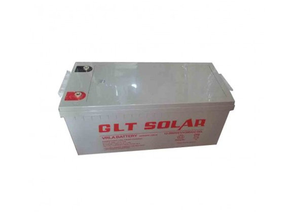 GLT Gel Solar Battery 12v 150ah