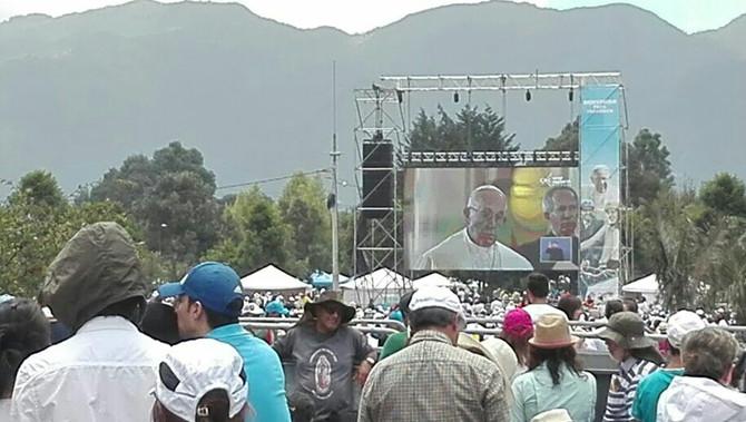 El encuentro, la acción y el cambio,      tres invitaciones del Papa a los jóvenes