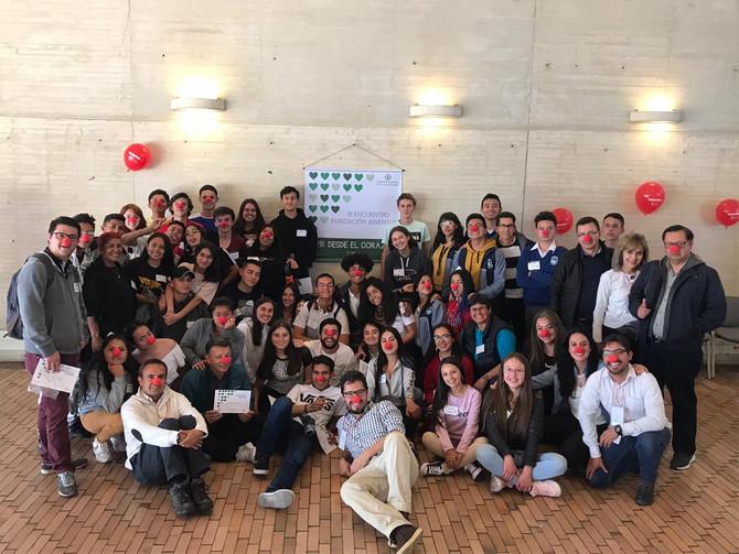 Jóvenes de toda la ciudad se reunieron para VIVIR DESDE EL CORAZÓN