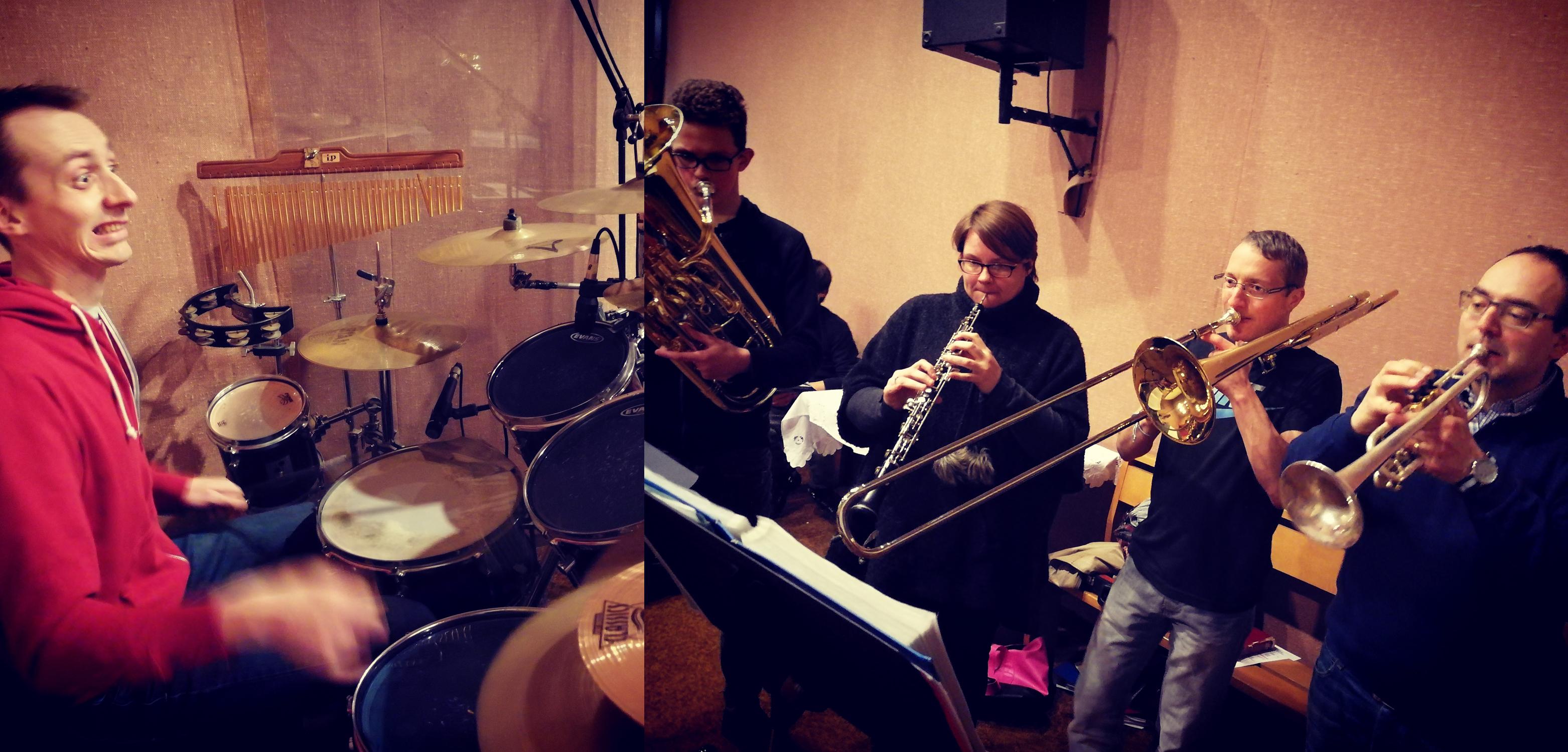Musiciens et voix au rendez-vous !