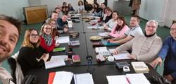 Groupe d'étude biblique...