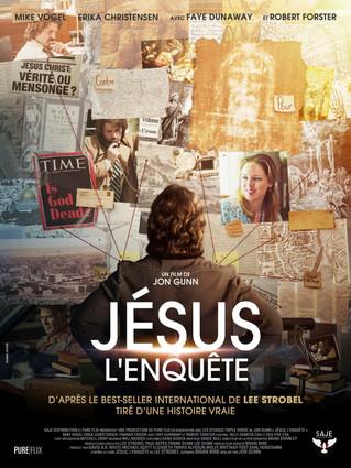 Projection du Film : Jésus l'enquête !