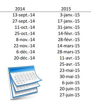 Les travaux reprennent, voici les dates !