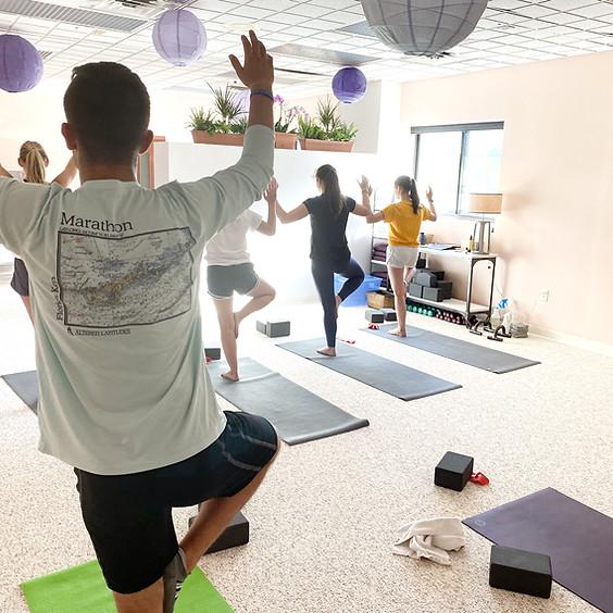Athletes Yoga Camp