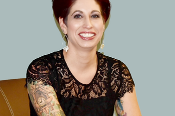 Melissa Watkin, hair stylist