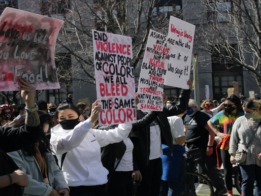 Ongoing Fear and Concern: The Rise of Anti-Asian Hate Crimes