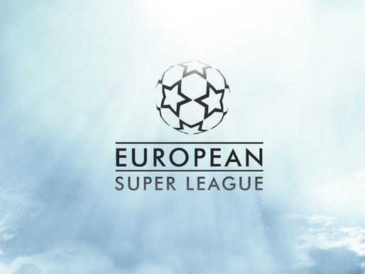 The European Super League:           How Professional Soccer Almost Died