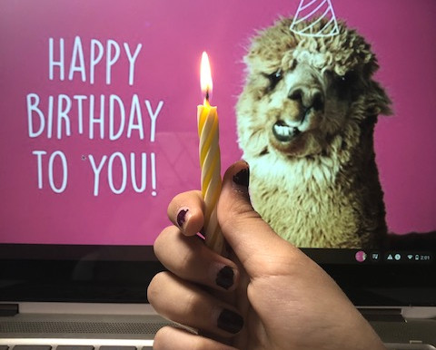 How are People Celebrating Their Birthdays in This Crazy Year?