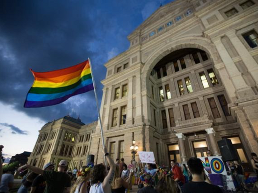LGBTQ Resistance to New Texas Rule