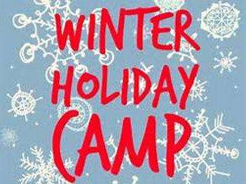 Winter Break Camp - Session 1