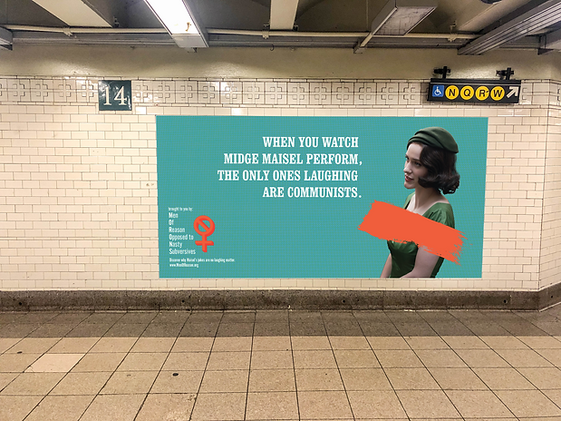 Maisel Subway Ad 2.png