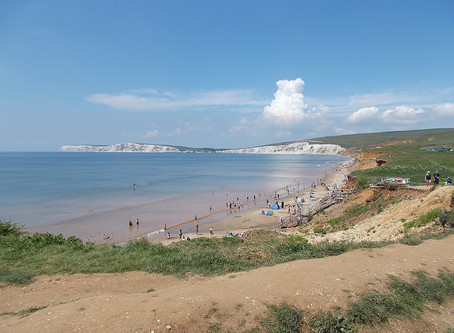 Top 5 beaches on the Isle Of Wight