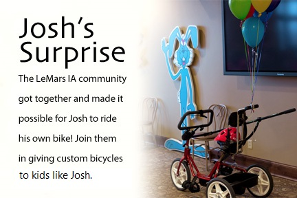 Josh's Surprise