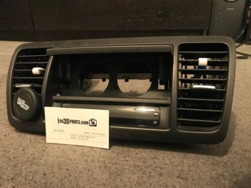 Subaru Legacy 03-09 Center Dual Gauge Pod