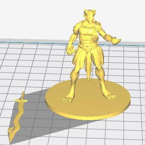 Grazzt - Mini Figurine