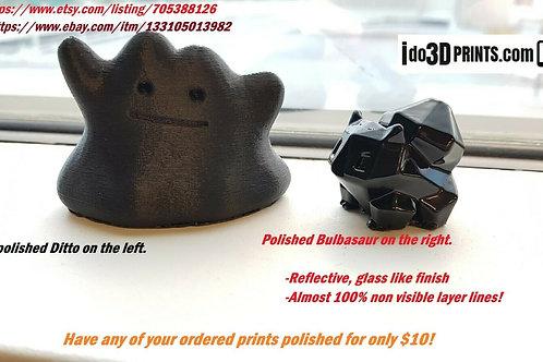 3D Print Polishing add-on