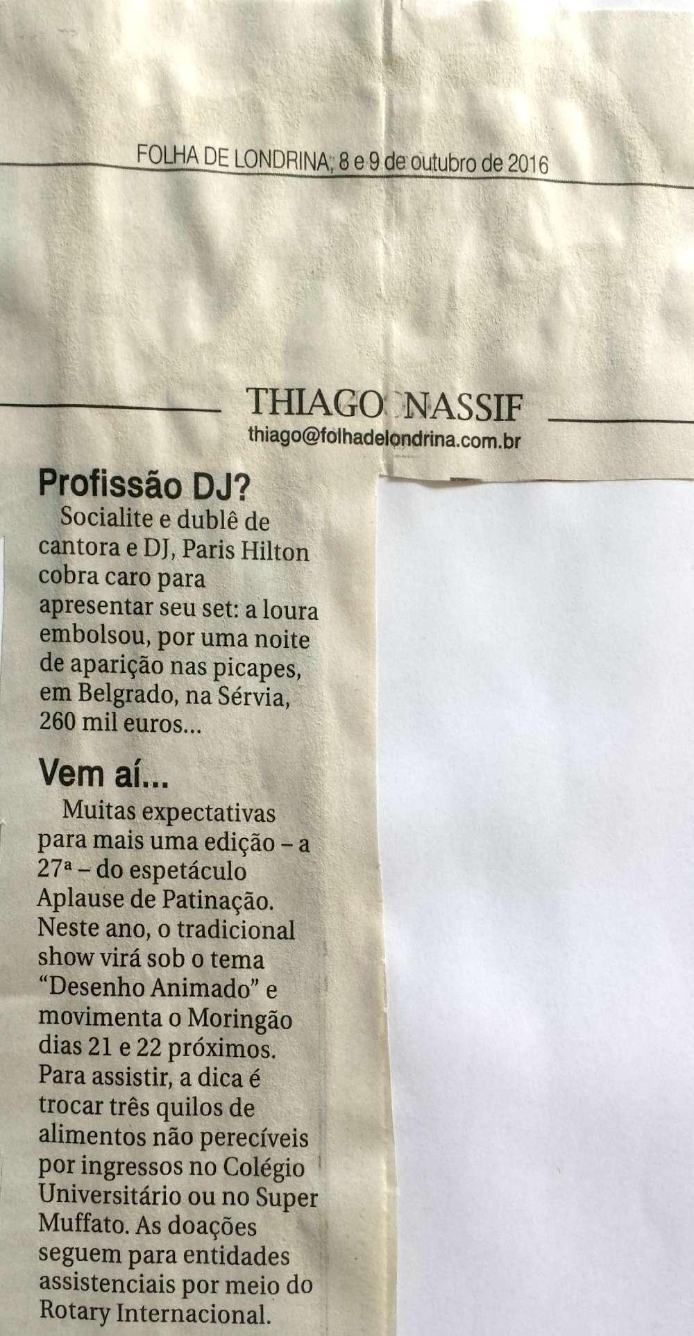 aplause 2016 folha de londrina thiago nassif  8 e 9
