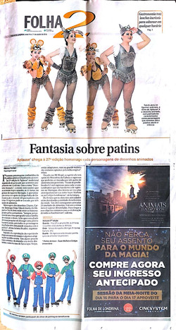 aplause 2016 folha de londrina 21 out
