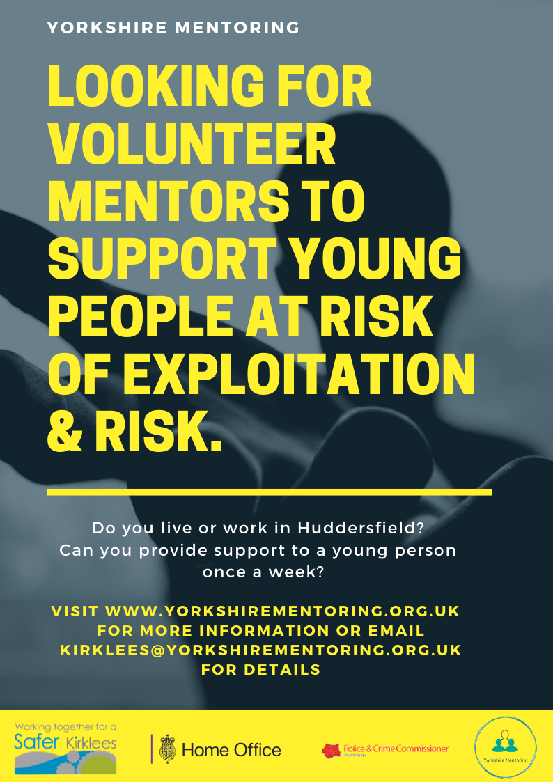 Kirklees Reach Out Mentoring Project 2021