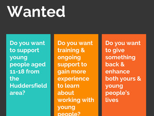 Do you live or work in Huddersfield?