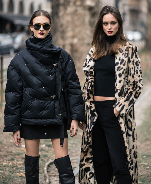 Greta and Chiara