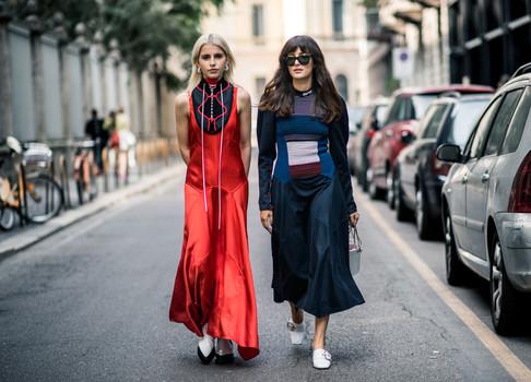 Caro and Eleonora