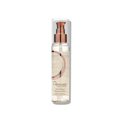 SUN DEFENSE BRONZING ELIXIR GOLD-INFUSED & FREQUENCY-ENHANCED MINERALS