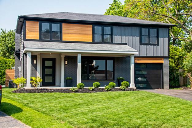 Exterior : Design : Build