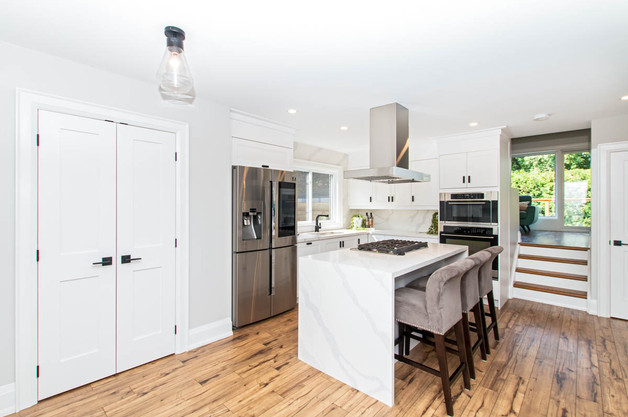Kitchen : Cabinetry : Layout