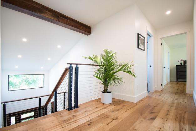 Flooring : Railings : Stairs : Bannister  Custom Beams