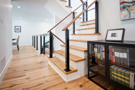Stairs : Railings : Bannister