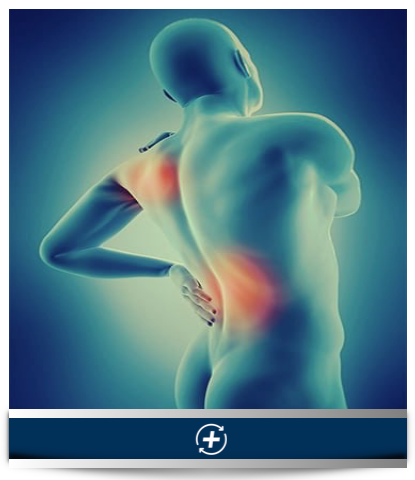 Pain caused by chronic inflammation