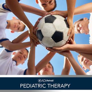 0 ADIrehab Services 3.0 9 Pediatric Reha