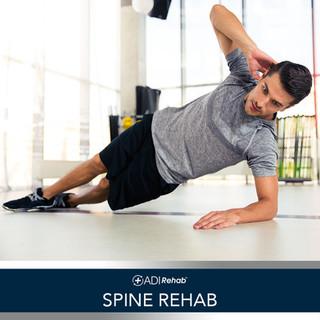 0 ADIrehab Services 3.0 3 Spine Rehab Fr