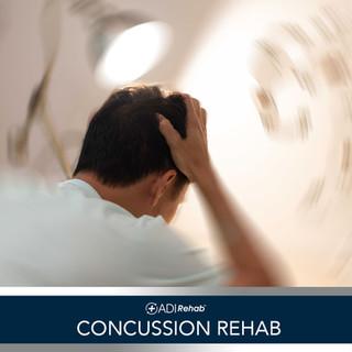 0 ADIrehab Services 3.0 8 concussion reh
