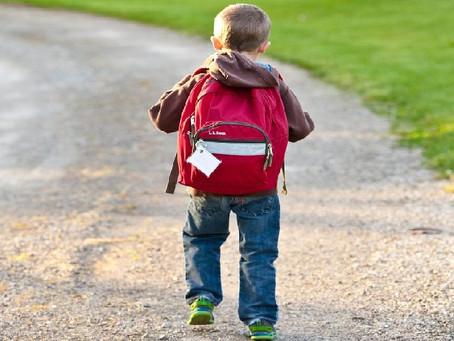 תיקים לבית ספר- איך לבחור תיק בריא לגב