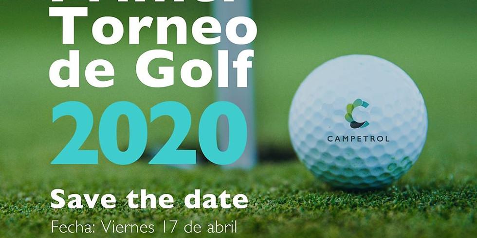 Primer Torneo de Golf Campetrol 2020