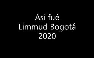 Limmud Bogotá 2019