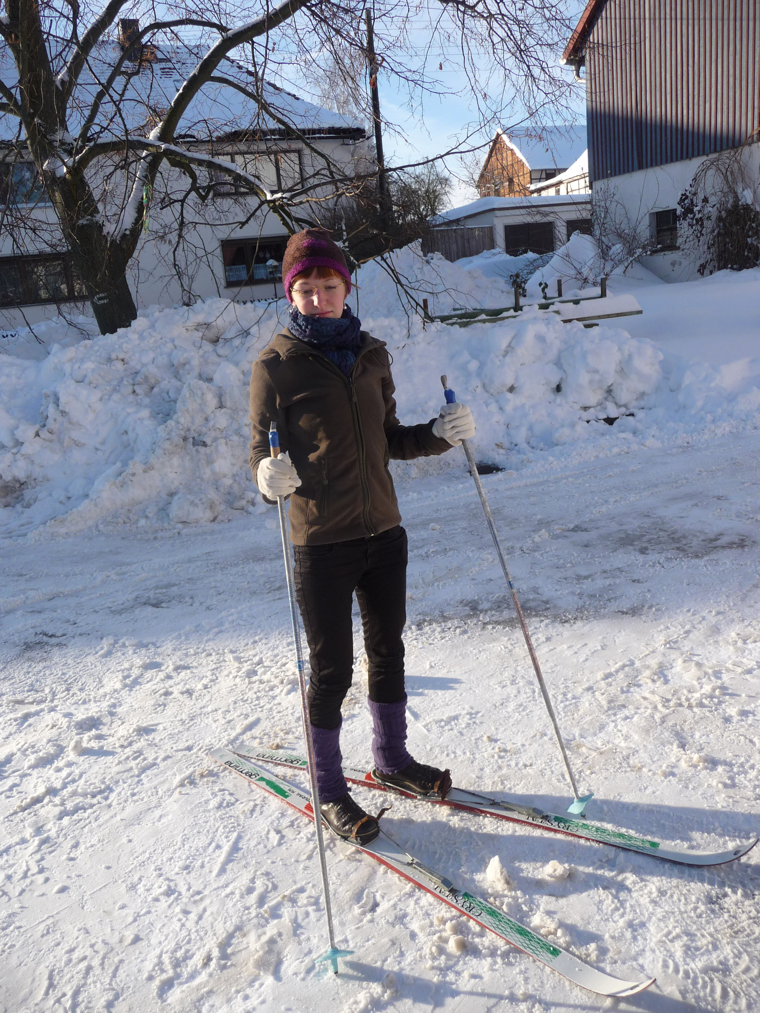 Wintersport ;-)