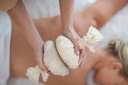 Massaggio pietre