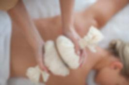 Piedras de masaje