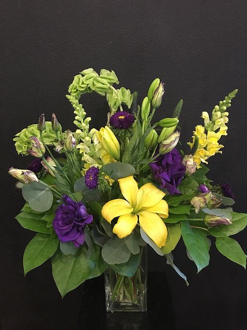 Mother's Day - Bright Garden Bouquet