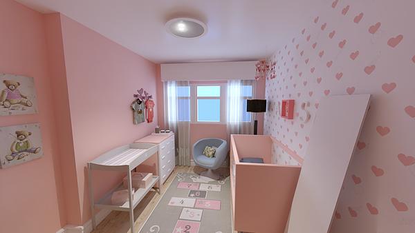 Canberra Nursery Bedroom Design