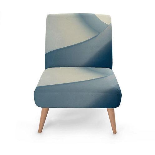 Iceberg Swirl Occasional Chair