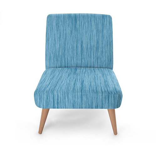 Sea Blue Occasional Chair