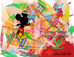 Abstract Mickey