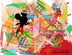 Abstract Mickey