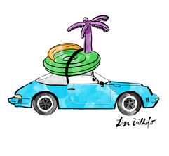 Porsche Summer