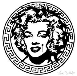 Medusa Marilyn I